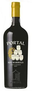 Quinta Do Portal Porto Tawny Reserve 6 Barrels 750ml